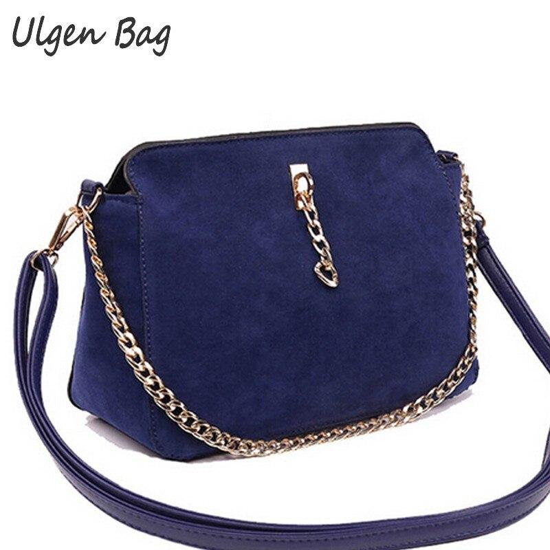 Women Bag Bolsas Handbag Suede Leather Women Messenger Bags Tote Good Quality Pouch Shoulder Bags<br><br>Aliexpress