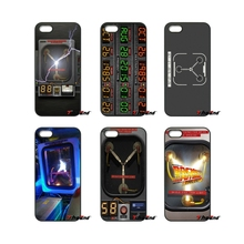 For iPod Touch iPhone 4 4S 5 5S 5C SE 6 6S 7 Plus Samung Galaxy A3 A5 J3 J5 J7 2016 2017 Capacitor Back To The Future Case Cover(China)