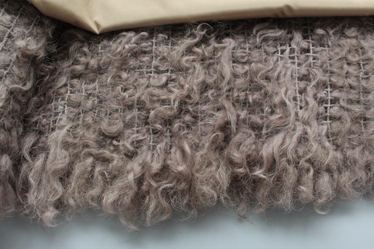 women natural lamb sheep fur coat (28)
