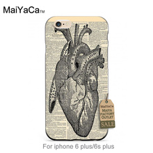 black tpu silicone medical anatomy custom Colourful Style Design Phone Case For iPhone se 5s 6s 7 plus case