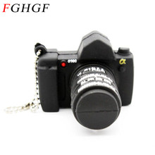 FGHGF LOGO Wholesale Digital Single Lens Reflex usb flash drive camera pendrive 8gb 16gb silicone pendrive memory stick Gigt(China)