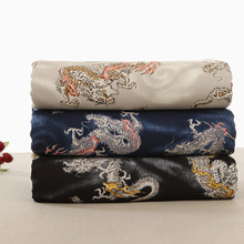50x110CM DIY Cotton Fabric for Curtains/Covers Fabric Classic Chinese Dragon Prints Sewing Fabric Han Costume Fabric