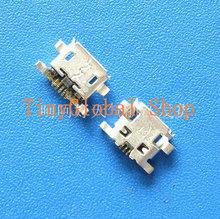 Brand Micro USB DC Charging Socket Port Dock Connector replacement for Sony R800 Z1 Z1i Blackberry 9800(China)