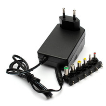 New High Quality Universal EU AC/DC Adaptor Plug Power Supply 3V 4.5V 5V 6V 7.5V 12V for DC Charger-S127