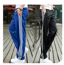 2017 Real Joggers Summer Leisure Trousers Men Running Thin Sport Pants Casual Mens Pantalones Hombre Jogging Sweatpants Xl-4xl