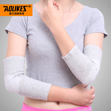 Bamboo charcoal elbow warm breathable elbow protection gear outdoor sports protective gear sporting goods sports protective gear(China)