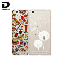 TPU Soft Cases For Xiaomi Redmi 3 Transparent Printing Drawing Silicone Phone Cases Cover For Redmi 3 Silicone Phone Cases