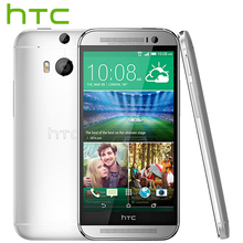 Brand New HTC One M8 M8W Mobile Phone 5.0 inch Snapdragon 801 Quad Core 2GB RAM 16GB ROM 3 cameras Android Smart Phone(China)
