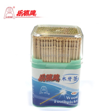 Free shipping good quality wood toothpicks 520 pcs of wooden toothpick(China)
