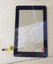 7inch capacitive touch screen glass digitizer panel for Prestigio MultiPad 7.0 HD PMP3870C DUO tablet pc