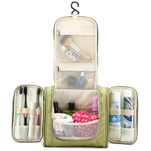 Women's Men's Cosmetic Bag Case Beauty Product Makeup Organizer Toiletry Travel Storage Box Tools Accessories Supplies
