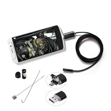 8mm Lens Waterproof 720p Android Endoscope Camera with 1m 2m 3.5m 5m 10m Soft Hard Wire USB HD Endoscope Android Camera