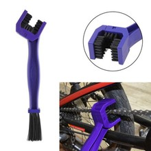 universal Plastic motorbike moto Chain Cleaning Brush To remove or wash out dirt fit for KAWASAKI YAMAHA suzuki bmw ktm aprilia