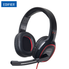 Edifier G20 Game Headphone 7.1 Virtual Surround Sound Gaming Headset with Rotatable Unidirectional Microphone USB Game Headset