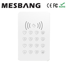 wireless RFID keyboard for wifi GSM  alarm system GB09 free shipping