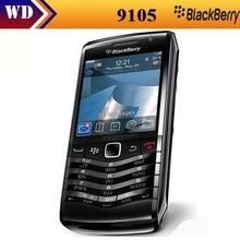 Original 9105 BlackBerry Pearl 3G 9105 Unlocked Cell Phone Refurbished in stock(China)