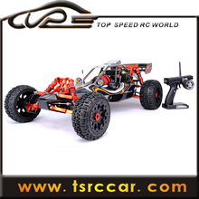 1/5 sales car 30.5cc RC Rovan Baja 5B with 2.4G 3 channel controller(China)