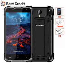 "in stock! Original Blackview BV5000 4G LTE Waterproof MTK6735 5"" HD Quad Core Android 5.1 Mobile Cell Phone 2GB RAM 16GB ROM 8MP(China)"