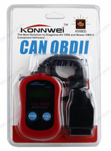 KW806 Car Diagnostic Tool For Engine Trouble OBD2 OBDII Code Reader Scanner Free Shipping