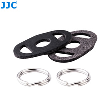 JJC Camera Strap Round Lug Ring Helps Neck Straps Attach To The Camera Eyelet For Fujifilm X70, X-E2S(China)