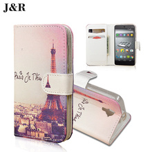 5 patterns Luxury Wallet Leather Case Cover For Micromax Canvas Pace 4G Q415 with Card Holder Stand Flip Phone Bag Cases Q415