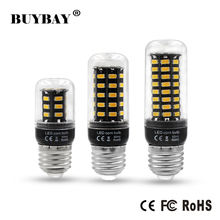 BUYBAY brand E27 led corn bulb 3W 5W 7W AC220V AC110V 399-799 lumens Warm white/Cool white led lamp chandelier light(China)
