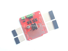 Supporting L298P Shield high current dual carriage motor driver board smart car For Arduino UNO 2560(China)
