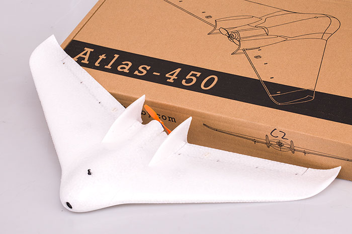 450A1 Atlas450 Mini Fix Wing 2