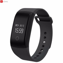 Buy A09 WristBand Sports Fitness Smart Band Touch Screen Watch Bracelet Blood Pressure Heart Rate Monitor Pedometer iOS Android for $26.97 in AliExpress store