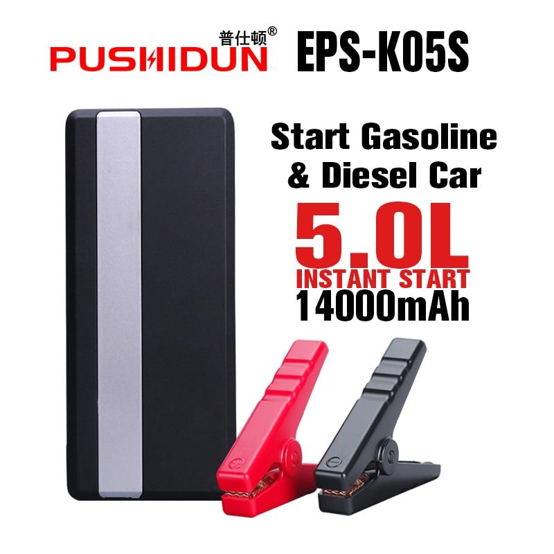 PUSHIDUN-Jump Starter Power Bank for Car Booster Car Battery Booster 12v Variable Battery Jumpstarter Emergency Car Batteries<br><br>Aliexpress