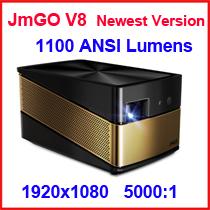 2.1 JmGO V8 projector