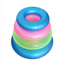 3D Pearl Laps Kids Adults Swim Ring Inflatable Circle Pool Float Life Buoy Swimming Ring Infant Kids Swim Toys 4 Size