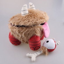 New Arrival Klei Do Not Starve Don't Starve Chester Hissing Spider Beefalo Cow Plush Doll Toys Childlren Kids Gift Chester Plush