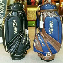 New HONMA Golf bag High quality Golf clubs bag black/ colors in choice 9.5 inch Golf Cart bag Free shipping(China)