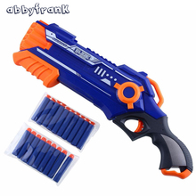 Abbyfrank Pistol Gun Plastic Toy Gun Sniper Rifle Orbeez Arme Blaster With 12 Darts Kids Toys For Children Gifts Outdoors Toys