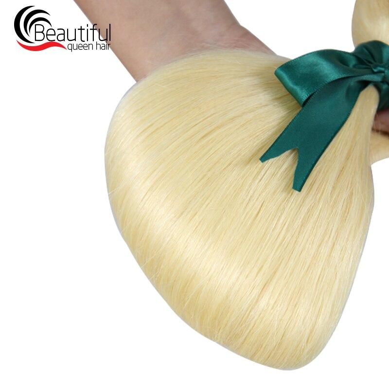 613 blonde hair bundles