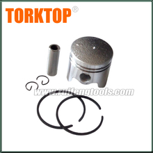 CG520 44-5  brush cutter piston kits assy 44mm