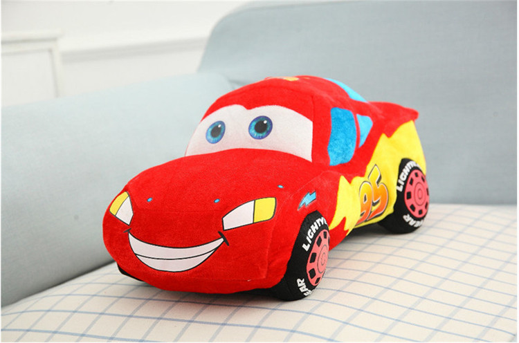 Pixar Cars Pixar Original soft and stuffed car Plush Toys<br><br>Aliexpress