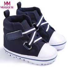 ChristmasNew Sports Sneakers Newborn Baby Boys Girls First Walkers Shoes Infant Toddler Soft Bottom Anti-slip Prewalker Shoes(China)