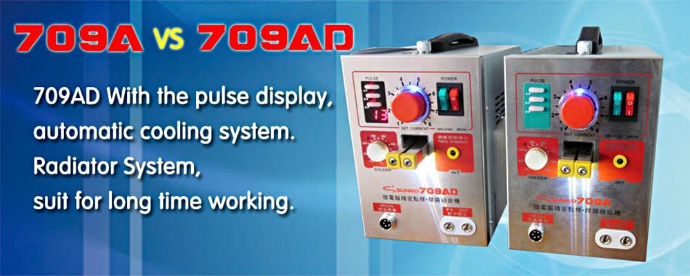 709AD spot welder machine 12