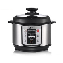 271222/ Accurate fire control/ Precision control pressure/ Anti-hot handle/ Intelligent timing/ Electric pressure cooker