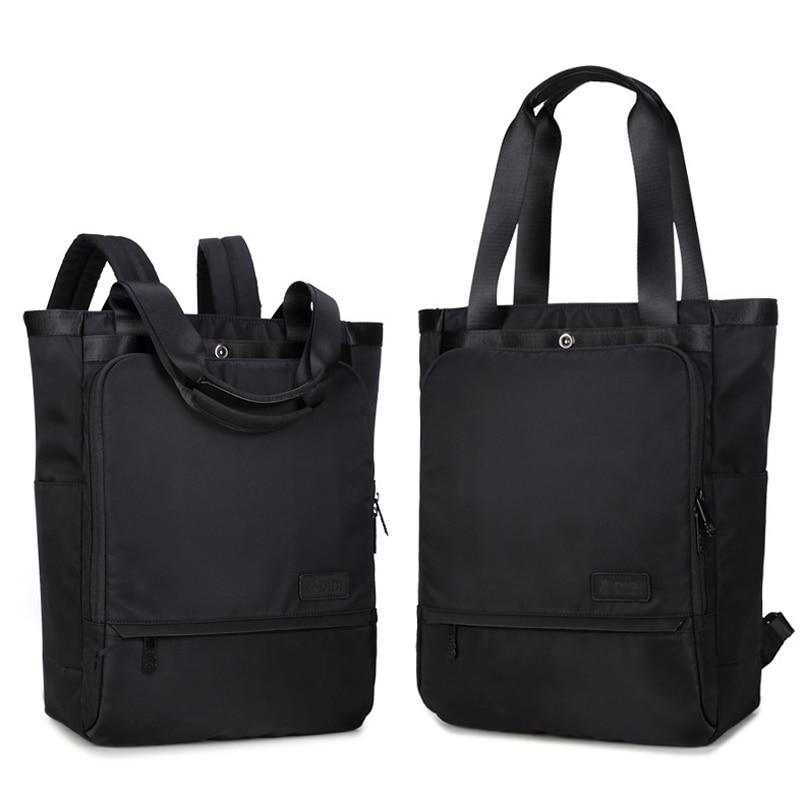 Waterproof Large Capacity 14Inch Laptop Bag Man Backpack Bag Black Backpack for men School Bags Mochila Masculina<br>