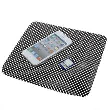 Black Plastic Foam Non Slip Dash Mat Dashboard Car Magic Grip Sticky Pad Holder Anti-Slip Mats For Cellphone For iPad