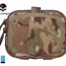 Emersongear ADMIN Multi-purpose Map Bag Military Molle Combat Pouch EM8506