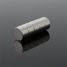 5pcs 10 x 8 mm Strong Round Disc Cylinder Magnets Rare Earth Neodymium Magnet DIY Neodymium Magnet Hard to apart away