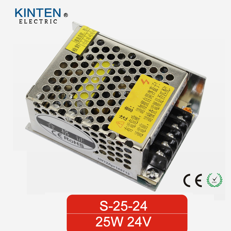 25w 24v 1a Power Supply Switching  Source LED driver Ac to Dc smps<br><br>Aliexpress