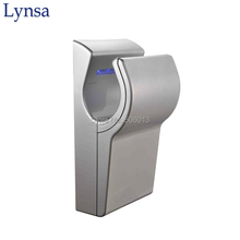 Air Blade Quick drying 1500w Brushless Washroom Jet Hand Dryer easy clean modular design electric hand dryer with HEPA filter