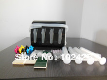 4 Color CISS kits with all accessaries with ink tank for Epson/HP/Canon/Brother printer Continous ink supply system(China)