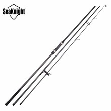 2PCS/Lot SeaKnight MaxWay Smart Carp 3.9M 13ft Carp Fishing Rod 3 Sections Line Weight 3.5LBS Carbon Super Hard Pole Fish Tackle(China)
