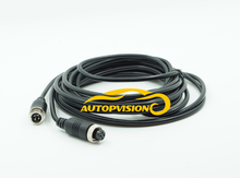 5M 15FT Audio Video Power Camera Cable BNC RCA CCTV Cable CCTV Camera Cable 20pcs DHL shipping